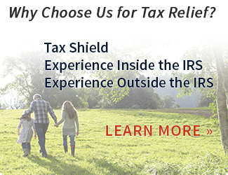 Choose us for tax relief